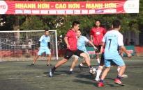 Giải bóng đá vô địch các CLB thành phố Cúp Báo An ninh Hải Phòng – Nhựa Tiền Phong lần thứ 17 năm 2018:  Xác định hai cặp đấu bán kết