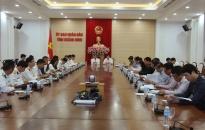 Tổng Công ty Tân Cảng Sài Gòn đề xuất đầu tư xây dựng cảng biển Hải Hà