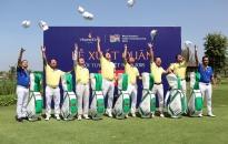 Những khoảnh khắc làm nên kỳ tích vô địch WAGC thế giớicủa đội tuyển golf Việt Nam