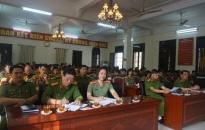 Công an quận Lê Chân: Tập huấn công tác bảo vệ bí mật nhà nước
