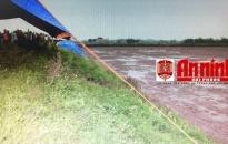 Khẩn trương điều tra vụ trọng án tại xã Kiến Thiết, Tiên Lãng