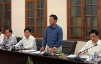 Khẩn trương hoàn thiện hồ sơ cưỡng chế thực hiện quyết định thu hồi đất đối với 14 hộ dân thuộc phạm vi giải phóng mặt bằng xây dựng cầu Hoàng Văn Thụ
