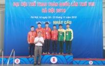 Đại hội Thể thao toàn quốc lần thứ 8 năm 2018: Nhảy cầu mang HCV đầu tiên về cho thể thao Hải Phòng