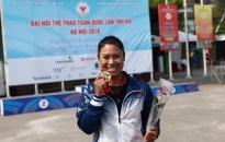 Đại hội Thể thao toàn quốc lần thứ 8 năm 2018: Thanh Thảo giành HCV thứ 3 cho Hải Phòng