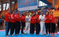 Đại hội Thể thao toàn quốc lần thứ 8 năm 2018:  Pencak Silat liên tiếp giành 2 HCV