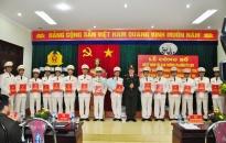 Thành lập Đảng bộ Phòng Cảnh sát QLHC về TTXH CATP