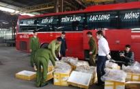 Đội Cảnh sát Kinh tế, Công an quận Kiến An Xử phạt hành chính 26 cơ sở sản xuất, kinh doanh