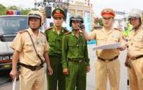 Tiếp tục đảm bảo TTATGT cho các hoạt động cổ vũ Đội tuyển bóng đá quốc gia Việt Nam