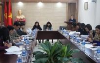 Giao ban công tác Thi đua - Khen thưởng Ủy ban MTTQ Việt Nam khối quận, huyện