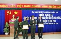 Quận Kiến An: Biểu dương 23 tập thể, cá nhân trong phong trào 'Toàn dân bảo vệ ANTQ'