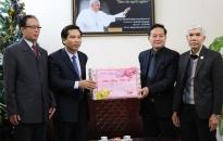 Chủ tịch Ủy ban MTTQ Việt Nam thành phố thăm, chúc Tết dịp Tết Kỷ Hợi 2019