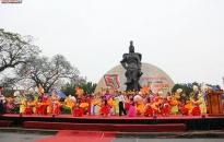 Lễ hội truyền thống Nữ tướng Lê Chân năm 2019 diễn ra từ ngày 12 đến 14-3