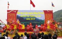 Mời dự Lễ hội truyền thống Núi Voi và Hội chợ Xuân An Lão năm 2019