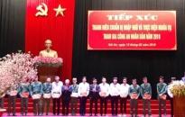 Quận Hải An: Tặng sổ tiết kiệm cho thanh niên chuẩn bị nhập ngũ