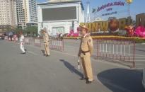 Công an TP Hạ Long: Đảm bảo an ninh, trật tự tại các phường trọng điểm dịp Tết Nguyên Đán