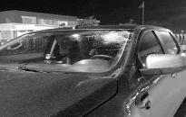 Đã xác định kẻ ném chai nhựa vào ô tô trên cao tốc Hải Phòng - Hà Nội