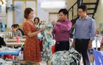 Tìm hiểu nhu cầu vay vốn của người dân huyện Kiến Thụy