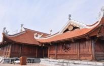 Thị xã Đông Triều phục dựng Lễ hội Thái Miếu nhà Trần năm 2019