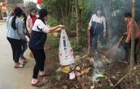 Thanh niên Hải Phòng - Những hành động đẹp: Huyện đoàn An Dương đăng ký 4 tuyến đường kiểu mẫu