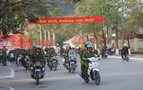 CAQ Đồ Sơn: Giữ vững ANTT, ATGT mùa lễ hội