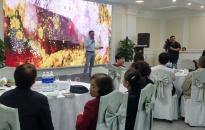 Hội Nhà văn Hải Phòng 18 hội viên được trao giải thưởng