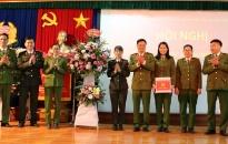 Công an huyện An Dương: Công tác đoàn thể có bước phát triển mới