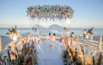Choáng ngợp độ xa xỉ của tiệc cưới chính đám cưới tỷ phú Ấn Độ tại JW Marriott Phu Quoc Emerald Bay
