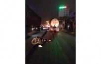 Tai nạn giao thông do đi vào đường cấm xe mô tô