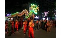 Độc đáo, hấp dẫn khai mạc Lễ hội truyền thống Nữ tướng Lê Chân năm 2019