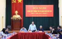 Tập trung tuyên truyền triển khai thực hiện Nghị quyết số 45-NQ/TW của Bộ Chính trị