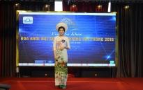 """Lần đầu tiên Cuộc thi """"Hoa khôi đại sứ môi trường"""" được tổ chức"""