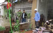 Công ty CP cấp nước Hải Phòng: Ngừng cấp nước 1 hộ dân cho xây công trình trên đất không được phép xây dựng