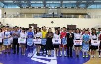 Hội Sinh viên thành phố: Khai mạc Giải thể thao sinh viên Việt Nam khu vực Hải Phòng