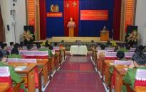 Khai giảng lớp bồi dưỡng nhận thức về Đảng