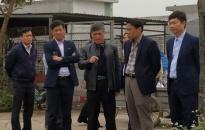 Các huyện Tiên Lãng, Vĩnh Bảo tập trung cao công tác GPMB