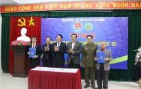 Thành đoàn – Hội cựu TNXP ký kết chương trình phối hợp