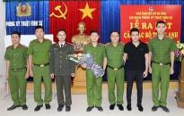 Chi đoàn Phòng PC09 - CATP:  Ra mắt CLB tiếng Anh
