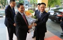 Tăng cường hợp tác giữa Hải Phòng và Vân Nam (Trung Quốc)