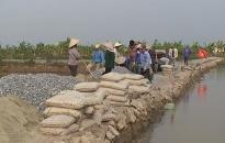 Huyện An Dương: Hỗ trợ kinh phí xây dựng hơn 30,25km đường giao thông nông thôn