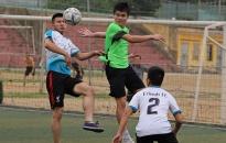 Bế mạc giải bóng đá truyền thống 27/3 quận Ngô Quyền