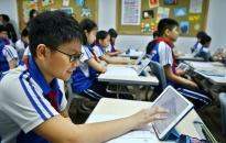 Huyện Tiên Lãng:  Triển khai lắp đặt phòng học thông minh tại 4 cấp học