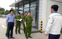 PHÒNG CẢNH SÁT PCCC và CNCH - CATP: Tăng cường cải cách hành chính