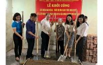 Quận Lê Chân: Xây mới, sửa chữa 53 ngôi nhà theo NQ32