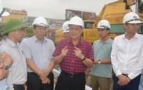 Tập trung cao cho công tác  GPMB Dự án đầu tư xây dựng Nút giao Nam Cầu Bính