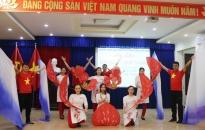 Phường Đồng Quốc Bình:  Liên hoan ca múa nhạc quần chúng