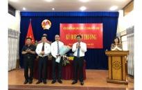 Kỳ họp bất thường HĐND quận Lê Chân:   Ông Nguyễn Thiện Kim được bầu là Phó chủ tịch HĐND quận Lê Chân