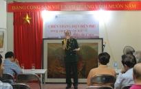 Chiến thắng Điện Biên Phủ trong sáng tác văn học nghệ thuật đất Cảng
