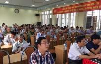 Lấy ý kiến về Quy hoạch chi tiết tỷ lệ 1/500 phường Quán Toan