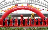 Khánh thành nút giao Nguyễn Văn Linh