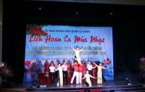 Quận Lê Chân:  Sôi nổi Liên hoan ca – múa - nhạc năm 2019